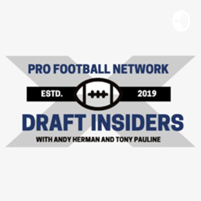 Cover art for 2020 NFL Draft: Tony and Andy review Round 1 and preview Rounds 2 and 3