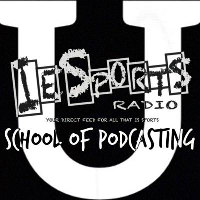 Cover art for IE Sports Radio U- Class Is In Session