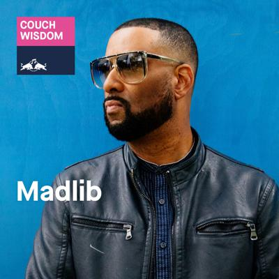 Cover art for Hip-hop original Madlib