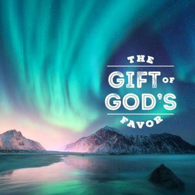 Cover art for The Gift of God's Favor With Relaxing Sleep Music