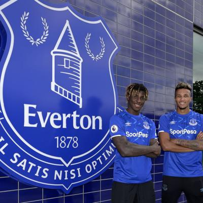 Cover art for Royal Blue: Gbamin and Kean to play crucial role in Everton's future with transfer uncertainty looming