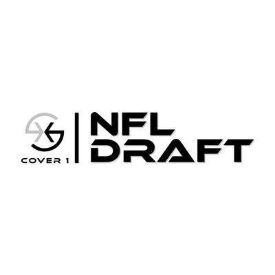 Cover 1 | NFL Draft is committed to covering the NFL Draft with intense background research and breaking down the Xs and Os. No affiliation with the NFL or NFL Draft.