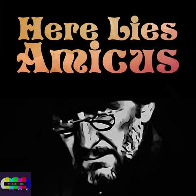 A podcast all about Amicus Productions, from cult movie specialists  Gabriela Masson & Cev Moore, on the We Made This podcast network...