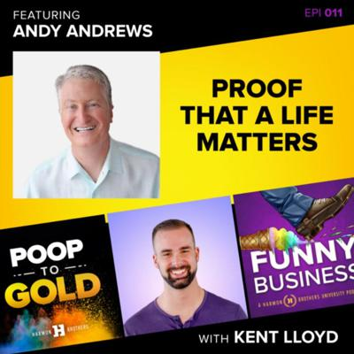Cover art for Andy Andrews: You Matter is the Most Important Lesson of All