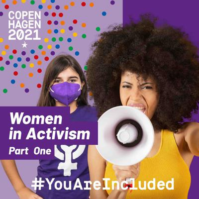 Cover art for 09. Women in Activism - Part One