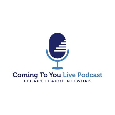 Coming To You Live Podcast