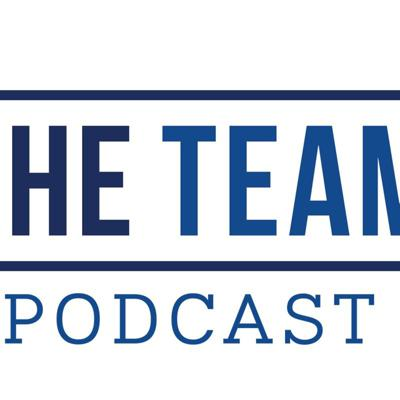 Cover art for The Team Podcast - NBA Free Agency rankings