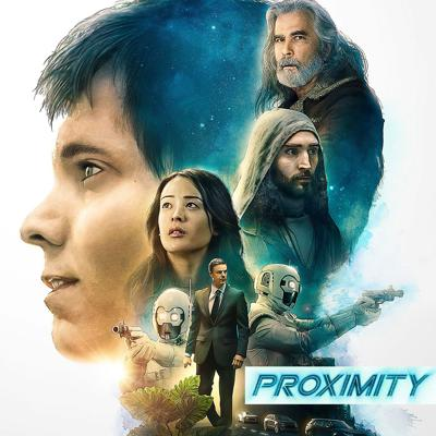 Cover art for Proximity