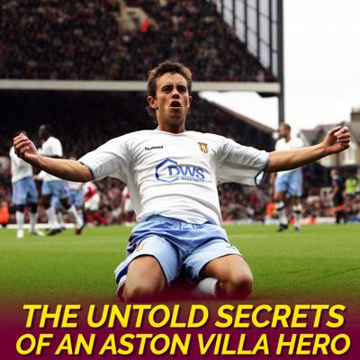 Cover art for LEE HENDRIE EXCLUSIVE | The Untold Secrets of an Aston Villa Hero