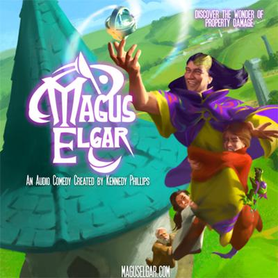 Cover art for Magus Elgar S01 Ep 00: Story Trailer
