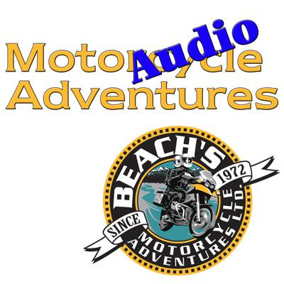 A lifetime of experience riding motorcycles and traveling have taught Rob Beach the finer points of how to have a great vacation on two wheels in a foreign land. Joined by his Public Relations sidekick, Mike Knott, and other special guests, you are sure to have a good time and maybe even learn something. New episodes drop every Friday!