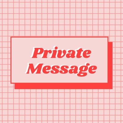 Private message podcast is hosted by best friends and