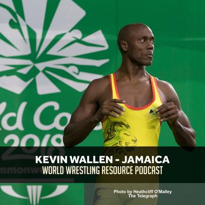 Cover art for Jamaican Wrestling Federation president Kevin Wallen still on the mats at 48-years-old - WWR61