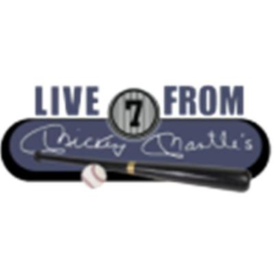 Live From Mickey Mantle's
