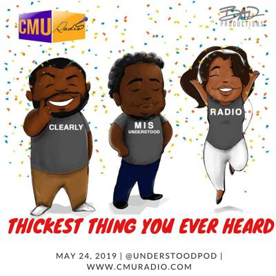 Cover art for Episode 1208 - Thickest Thing You Ever Heard