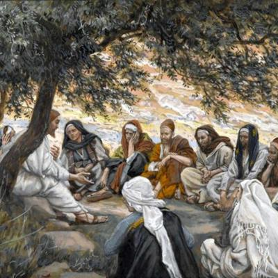 Cover art for Monday of the Seventh Week of Easter - Being Resolved