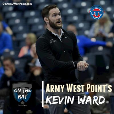 Cover art for Army West Point Head Coach Kevin Ward - OTM602