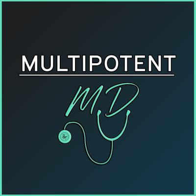 Multipotent M.D. is a podcast where we invite Canadian medical students, residents, and physicians to help us navigate through this crazy career we've chosen to pursue. Every week we have a guest on the show to chat with us about their experiences in medical school and residency, and to tell us about all the ins and outs of their speciality.We are Ziad and Christopher, 3rd year medical students at Schulich School of Medicine in London, ON, and we invite you to tune in every Thursday for a brand new episode of Multipotent M.D.