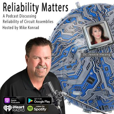 Cover art for Episode 44: A Conversation with Dr. Jennie Hwang About Reliability