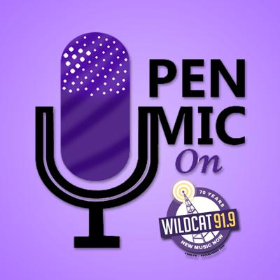 Interviews from Open Mic on Wildcat 91.9. Tune in Fridays from Noon to one on 91.9 FM, or stream live from our website at wildcat919.com.
