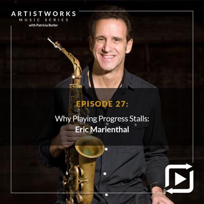 Cover art for Why Playing Progress Stalls: Eric Marienthal