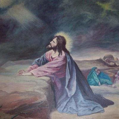 Cover art for Seventh Sunday of Easter, Year A - The Prayer of Jesus