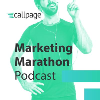 Fuel your company growth with marketing and sales strategies!The Marketing Marathon Podcast is a weekly podcast designed to help you navigate sales and marketing world in data-driven environment.Each week, listen to a new guest of the podcast show who will share his knowledge and experience on actionable marketing or sales strategy. Take action – implement new sales and marketing strategy in your organization and see results – increasing revenue and eventually, growth.