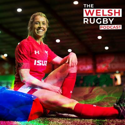 Cover art for Alecs Donovan on Wales women, her new business and giving George North yoga classes