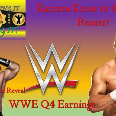 Cover art for Karrion Kross To The Main Roster?