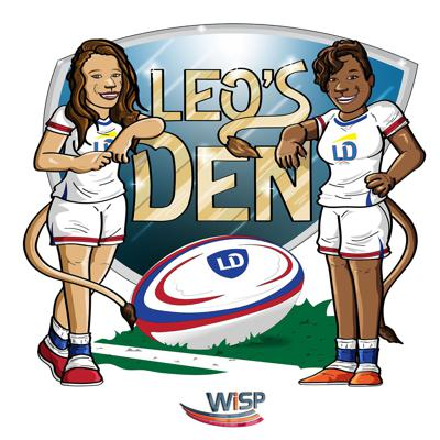 Cover art for Leo's Den: S1E3 - An African American Woman in Rugby