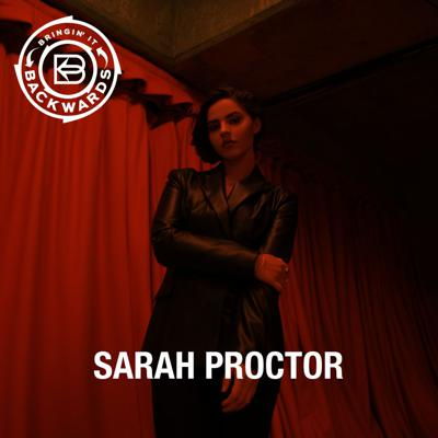 Cover art for Interview with Sarah Proctor