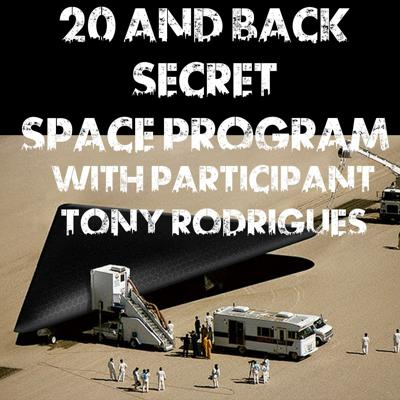 Cover art for 20 and Back Secret Space Program
