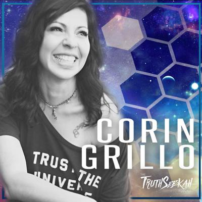 Cover art for Corin Grillo   Manifesting Your Wealth Spiritually and Physically!