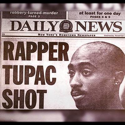 Cover art for Tupac Quad Studio Shooting What Really Happened ?