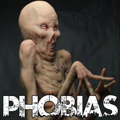 Cover art for Phobias