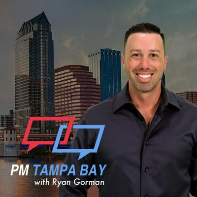PM Tampa Bay with Ryan Gorman features discussions of the biggest news stories of the day, plus interviews with top national, state and local newsmakers, analysts and experts. The show airs weeknights starting at 6p EST on NewsRadio WFLA in Tampa, FL.
