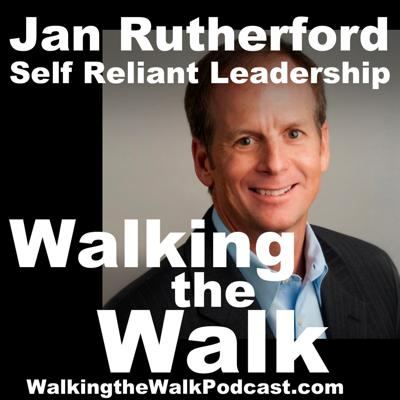 Cover art for 061 Jan Rutherford - Self-Reliant Leadership