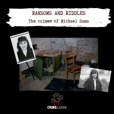 Cover art for Ransoms and Riddles: The crimes of Michael Sams
