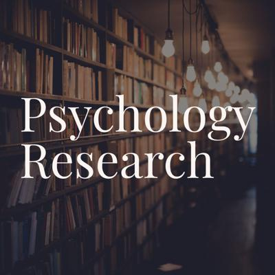 Cover art for Psychology Research (T or Bs)
