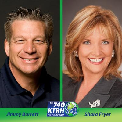 Houston's Morning News w/ Shara & Jim