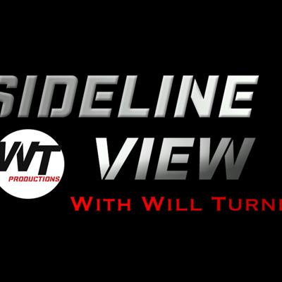 Sideline View with Will Turner