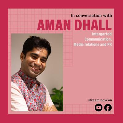 Cover art for Aman Dhall, founder CommsCredible Talks About Integrated Communications On IndiaPodcasts