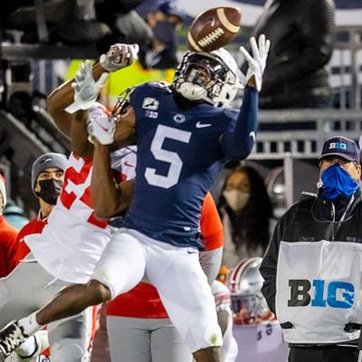 Cover art for Penn State Nitwits Podcast: OSU Loss, Maryland Preview