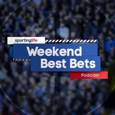 Cover art for Weekend Best Bets Podcast:  22-23 August