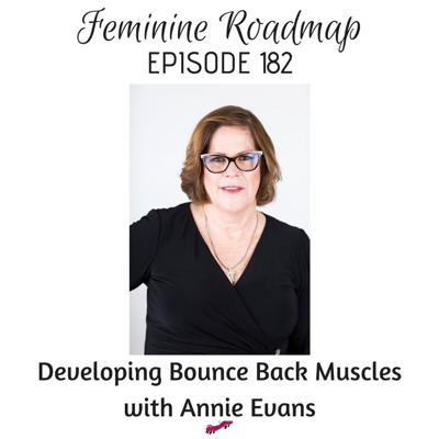 Cover art for FR Ep #182 Developing Bounce Back Muscles with Annie Evans