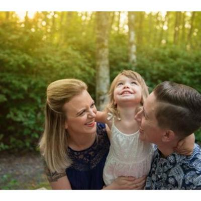 Cover art for #54: On Being a Military Family with Courtney and Korinne Reese