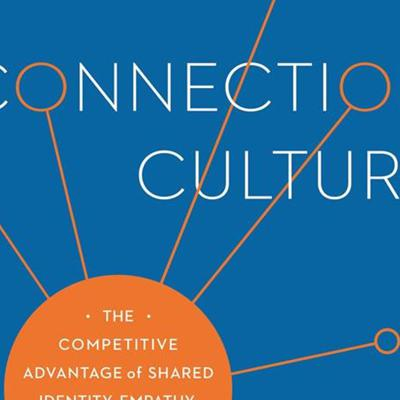Cover art for Interview: Michael Lee Stallard, Author of Connection Culture