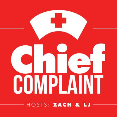 Welcome to the Chief Complaint podcast, a show about all things nursing. Join nursing student Zach and experienced RN LJ as they give you the low down on patient care, nursing practice, and professional issues. Tune in each week on Friday for new episodes! If you have a question you'd like us to answer on the air, or just want to get in touch, send us an email at chiefcomplaintpod@gmail.com or tweet at us @ChiefPod. Talk to you soon and, as always, be sure to take care of yourselves, and take care of somebody else.