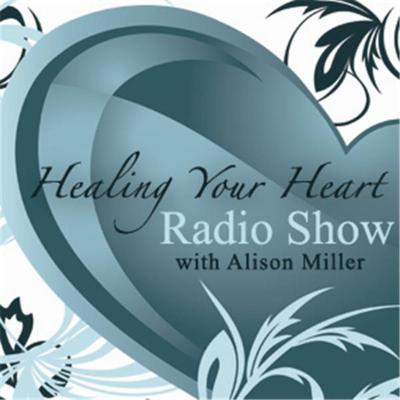 """Welcome!""""Healing Your Heart: The Radio Show"""" with Alison Miller is a place where you can come to be educated, inspired and empowered to prioritize and live from the power of your heart. The show will help you discover the unique voice and distinct personality of the heart.By providing you with provocative content, compelling interviews, and inspiring stories, you will discover how your heart can serve you as a guide. Geographies are characterized by specific landmarks, like the Vatican in Rome and the Statue of Liberty in New York; these signposts give you clear indications of where you are in the world. The heart, too, has its own unique terrain that informs you of your unique place in the world. When understood and listened to, the heart provides the guidance and steps needed to live purposefully and practically.Often times communication from your heart is blocked by a dominant mind, where over analysis, past conditioning, and societal dogma are prevalent. In such a mind driven society, inertia, indecision and confusion are the overriding dialogues. Listening to """"Healing Your Heart: The Radio Show"""" will provide the tools, steps and teachings to heal this mind domination.Listening to """"Healing your Heart"""" will help you to realize your true source of power, where LOVE is the governing law. You will feel an increase in the harmony and synchronicity of divine order palpably at play in your personal and professional lives. Audience members are encouraged to join in the creation of future content by contributing their own positive thoughts, stories and experiences.Alison Miller, the soulful """"Dear Abby"""" of the blogging world, is a spiritual healer, intuitive consultant and inspirational teacher. To receive advice from Alison's """"Ask Alison"""" column or learn more about Alison and her services go to http://www.theheartawakening.com."""