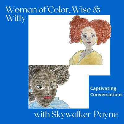 Woman of Color - Tell Your Story